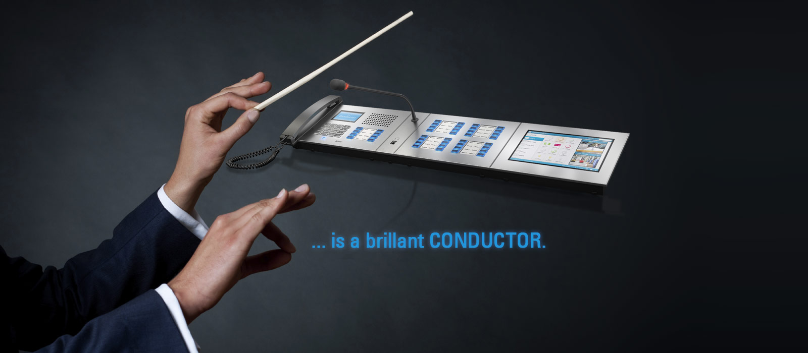 CONDUCTOR - the new Control Desk Solution